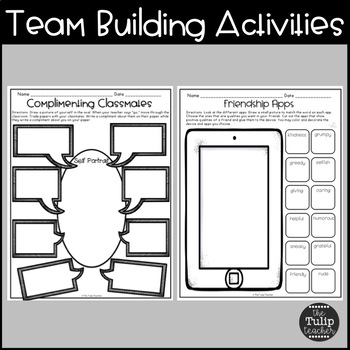 Back to School Activities {Building a Class Family}