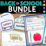 Back to School Activities Bundle for the First Week of School