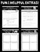 Back-to-School Activities! Camping Theme! Printer-Friendly