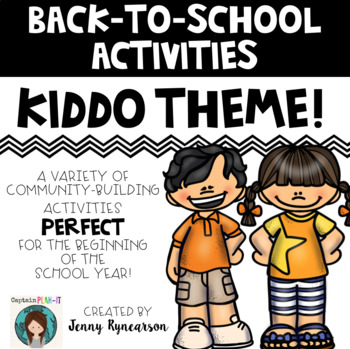 Back-to-School Activities! LOTS of Printer-Friendly Pages to Start the Year!