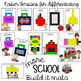 Back to School Activities:  Linking Cube Pictures