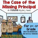 End of the Year Activities Reading Comprehension Game Inferencing