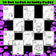 Back to School Activities : Number Sense - Dot to Dot - Just Print & Go