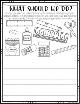 Back to School Activities Pack {Fun Activities for the First Days of School}