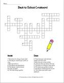 Back to School Activities Packet With 11 Activities