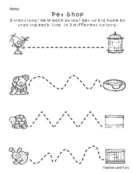 Back to School Activities-Prek/Kindergarten FREEBIE