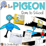 Back to School The Pigeon Goes to School Digital and Paper