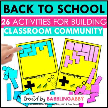 Back to School Activities | Throw Back to School
