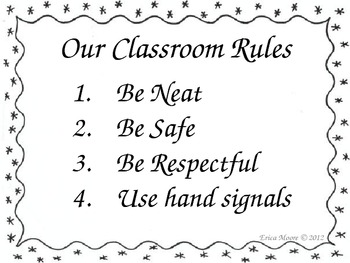 Back to School Activities and Classroom Management Pack