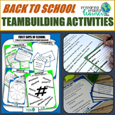 Back to School Activities for Middle School