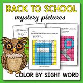 Back to School Activities for Preschool - Back to School C