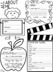 Back to School Activities for Upper Elementary Students Gr