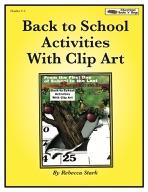 Back-to-School Activities with Clip Art