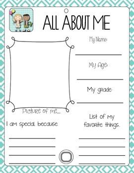 Back to School Activity Booklet - iPad Theme