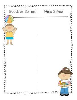 Back to School Activity Bundle