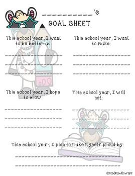 Back to School Activity Bundle - Llama Theme