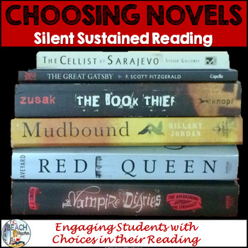 Choosing Novels for Silent Sustained Reading