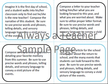 Back-to-School: Activity Pack