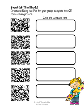 Back to School Activity Pack (Third Grade)