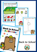 Back to School Activity Pack and Classroom Command Poster