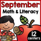 September Centers - Back to School