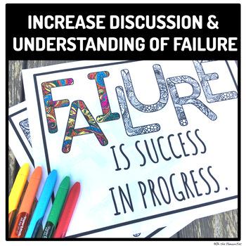 Back to School Activity Teaching Failure