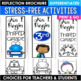 Back to School Activity Third Grade Brochures