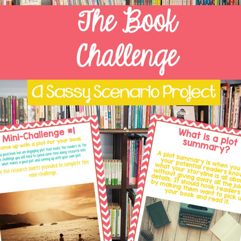 Back to School Activity l The Book Challenge