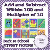 Back to School Adding and Subtracting within 100 & with Multiples of 10