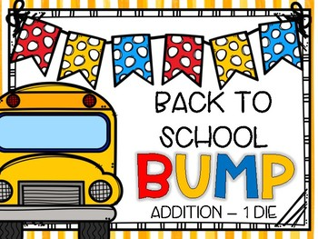 Back to School Addition BUMP