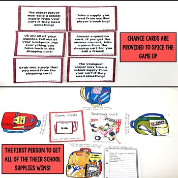 Back to School Addition Facts 0-20