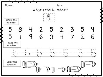 Back to School Addition Practice Freebie