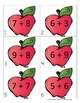 Back to School Addition Task Cards