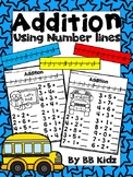 Back to School Addition Unit  / Kindergarten Addition to T