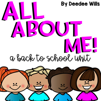 All About Me - Back to School Fun