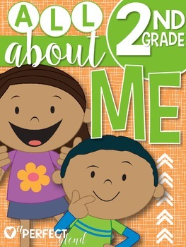 Back-to-School: All About Me Activity Book (Second Grade)