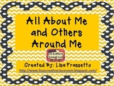 Back to School - All About Me Booklet