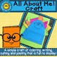 All About Me Backpack Craft | Back to School Papercraft