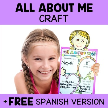 Writing Craft - All About Me Poster