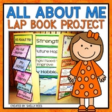 All About Me Lap Book - Back to School Activity