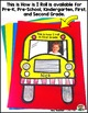 All About Me: Back to School Memory Book