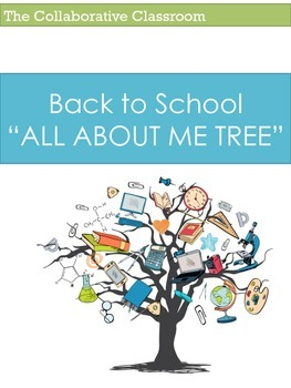 Back to School: All About Me Tree