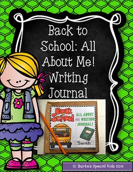  Back to School Book Project