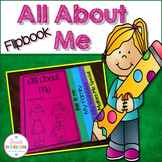 Back to School - All About Me and Backpack of Summer Memories