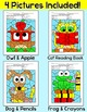 Alphabet Color by Code Back to School Activity - Capital a