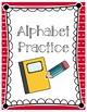Back to School (Alphabet & Numbers) - NO PREP PRINTABLES