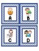 Back-to-School Alphabet Scavenger Hunt: Write the Room