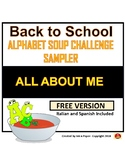 Back to School: Alphabet Soup Challenge Sample