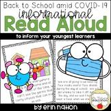 Back to School Amid COVID-19 - Read Aloud