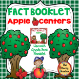 Back to School Apple Centers